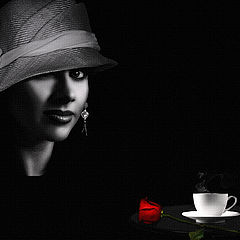 "photo ""Sunday coffee..."""