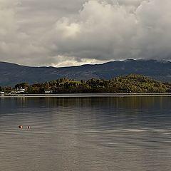 "фото ""Scotland... Loch Lomond"""