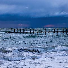 """фото """"Вечер и море"""""""
