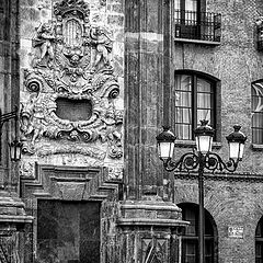 "photo ""Calle del Buen Pastor"""