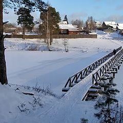 "фото ""Зима камера Олимпус"""