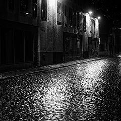 """photo """"Rain in Riga"""""""