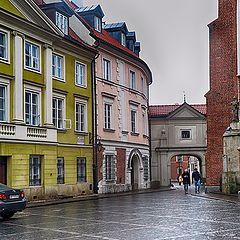 "фото ""Где-то в Варшаве"""