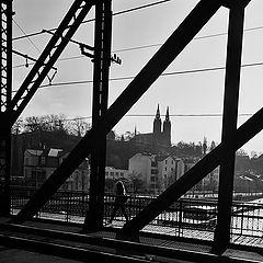"""photo """"На мосту"""""""