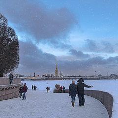 "фото ""Снежная зима..."""