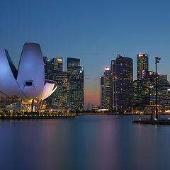 """photo """"Добрый вечер Сингапур.!"""""""