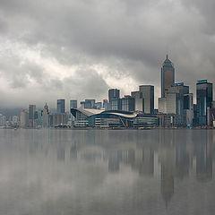 """фото """"Гонконг городок небольшой..."""""""