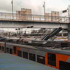 "photo ""Railway station"""