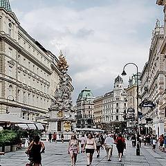 """фото """"На улицах Вены"""""""