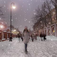 """фото """"Призрачный город"""""""