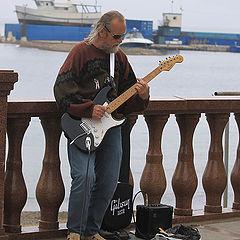 """фото """"Уличные музыканты"""""""