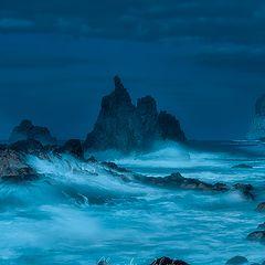 """photo """"The Moon Coast"""""""
