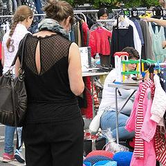 "photo ""Street market"""
