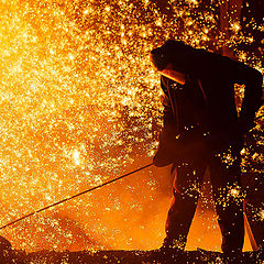 "photo ""Steelworker"""