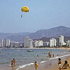 "фото ""Акапулько - 1980 г."""