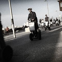 "photo ""Segway - sightseers ..."""
