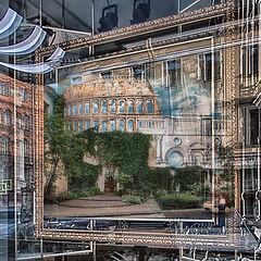 """фото """"Питерские картинки с Итальянской улицы..."""""""