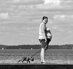 """фото """"дама с собачкой-2"""""""
