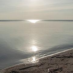 """photo """"At a lake"""""""