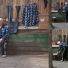 """фото """"Палитра слепого человека ..."""""""