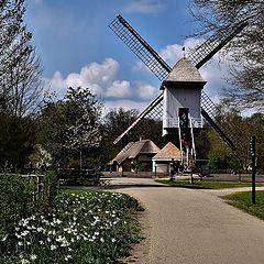 """photo """"Open air museum Bokrijk Genk Belgium"""""""