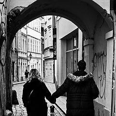 """photo """"Проход и пара"""""""