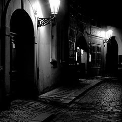 """фото """"Ночная атмосфера"""""""