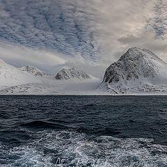 "photo ""За кормой - Арктика"""
