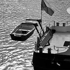 """photo """"Лодка и зад"""""""