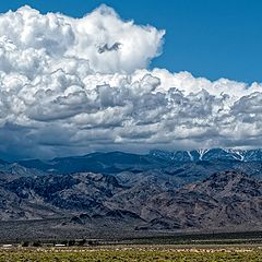 "фото ""Spring Mountains  NV USA"""