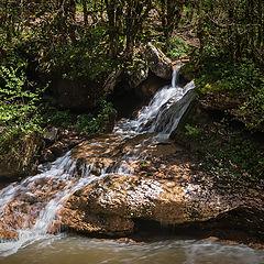 """фото """"Водопад в Гуамке"""""""