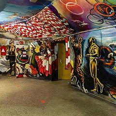 "photo ""Inside Circus"""