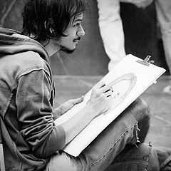 "photo ""street artist"""