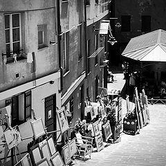 """photo """"Genoa, Italy: historical center"""""""