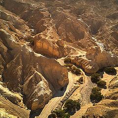 "photo ""Бурные реки пустыни..."""