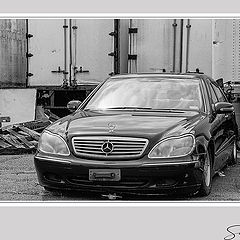 "фото ""The Old Abandoned BENZ !"""