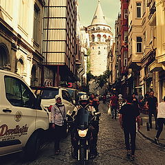"""photo """"Somewhere in Istanbul"""""""