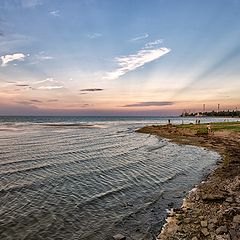 "photo ""Sea evening"""
