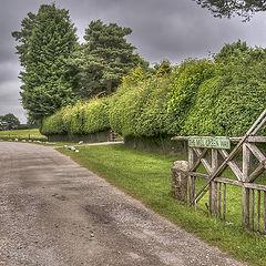 """фото """"Старые ворота..."""""""