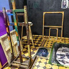 "photo ""Artist's Corner"""
