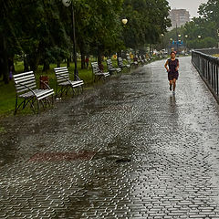 """фото """"..дождь смывает все следы.."""""""