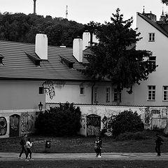 """photo """"Дома и люди"""""""