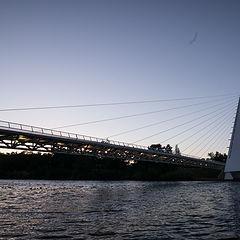 """photo """"Мост Солнечные Часы"""""""