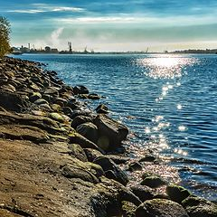 "photo ""Baltica, Before Sunset"""