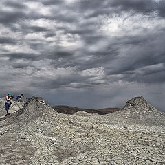 "photo ""Gobustan Mud Volcanoes ..."""