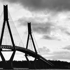 "photo ""bridge Replot. Finland"""