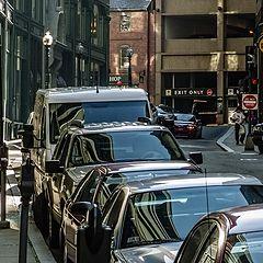 "photo ""Crowded Street"""