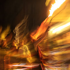 """photo """"dance into the fire"""""""