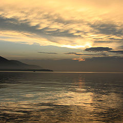 "photo ""Gold Baikal"""