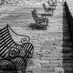 "photo ""Benches"""